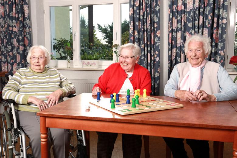 Tagestreff Seniorencafé